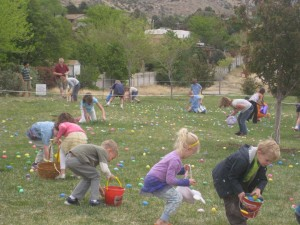 2011 Easter Egg Hunt