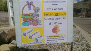 2017 Easter Egg Hunt